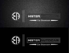 "#43 for Company name text include in logo, my company name ""Mister Autocar"", tagline ""Car Showroom"" Colours i want black, white, grey, some colours for little support if required its ok by Bhopal19"