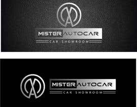 "#45 for Company name text include in logo, my company name ""Mister Autocar"", tagline ""Car Showroom"" Colours i want black, white, grey, some colours for little support if required its ok by Bhopal19"