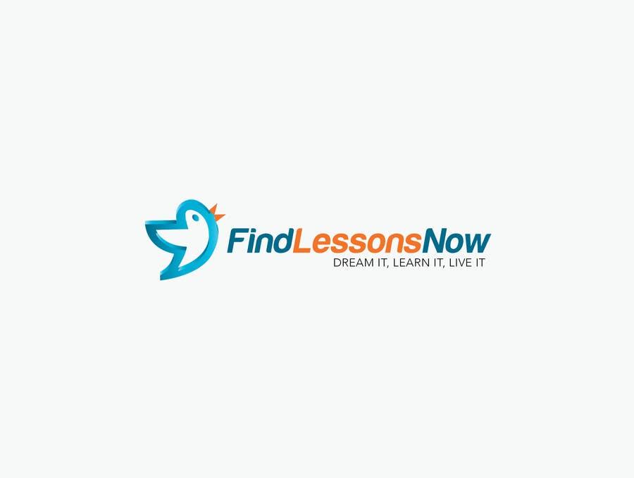 Bài tham dự cuộc thi #190 cho Logo Design for FindLessonsNow/ FindClassesNow