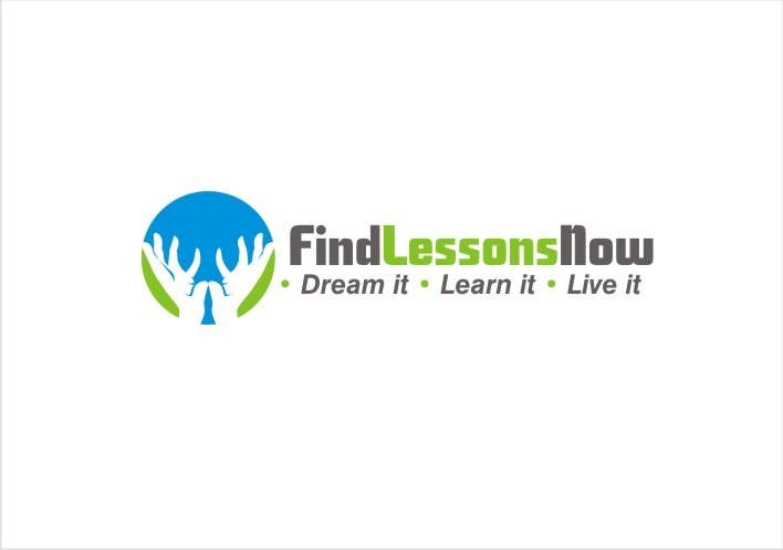 Конкурсная заявка №213 для Logo Design for FindLessonsNow/ FindClassesNow