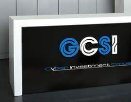 anandgaurav311 tarafından I need a logo designed for my company named GCSI. Its a Cyber investment company. Our theme color is blue and white. için no 6