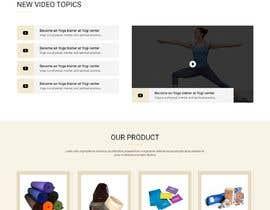#5 for Design Icelandic Yoga Webpage by webmastersud
