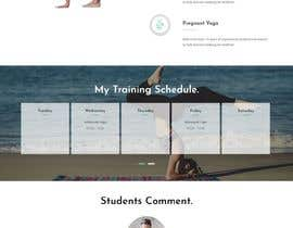 #15 for Design Icelandic Yoga Webpage by minhajulfaruquee