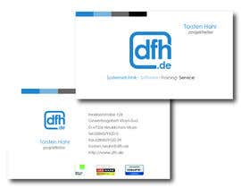 #14 untuk new business card oleh jassna