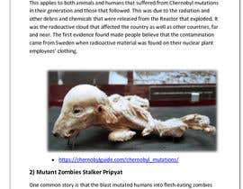 #5 for Compile a list of 5 Scariest things Found During Chernobyl Disaster by lutfiabdi10