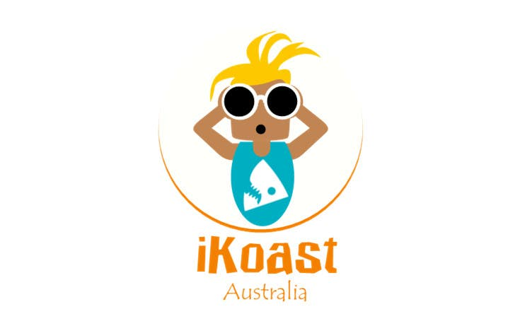 Inscrição nº                                         7                                      do Concurso para                                         iKoast App Mascot / LOGO