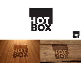 "Ovi333 tarafından Logo for Custom Box Company ""Hotbox"" için no 255"