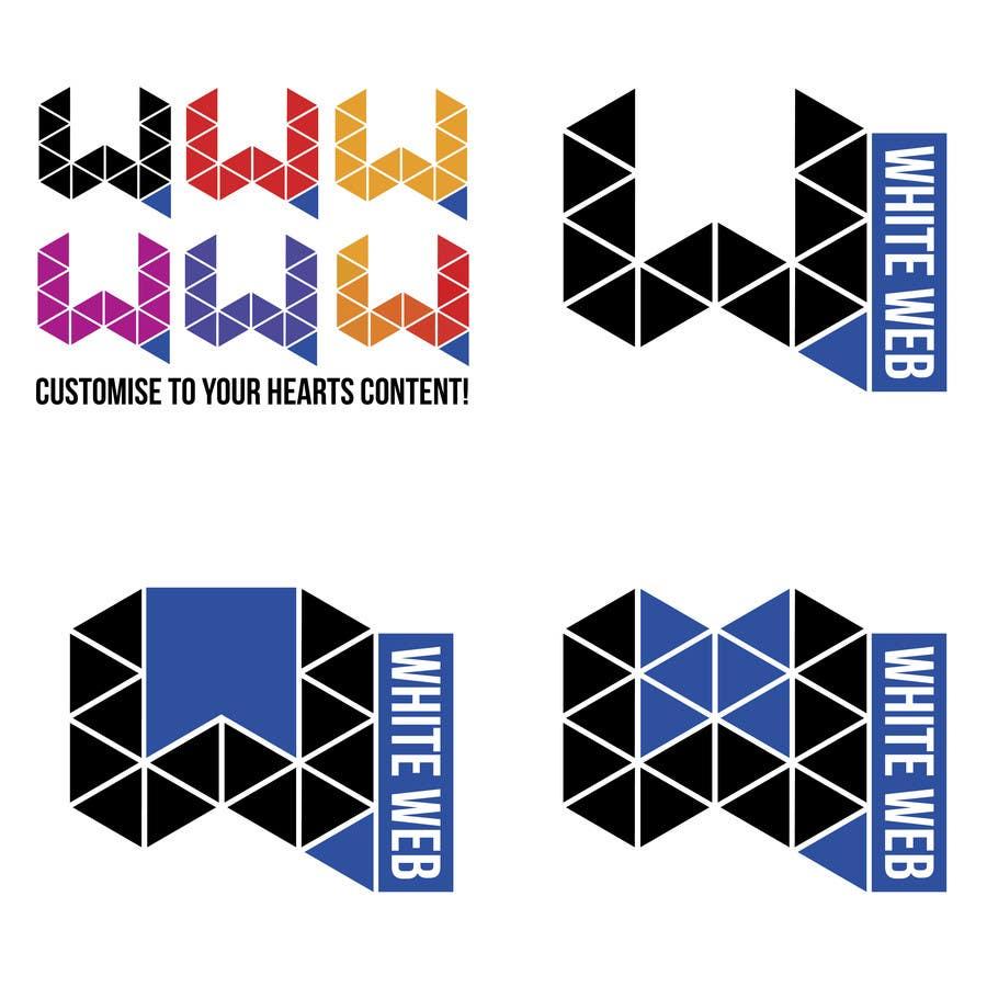 Bài tham dự cuộc thi #                                        6                                      cho                                         Design a Logo for Whiteweb