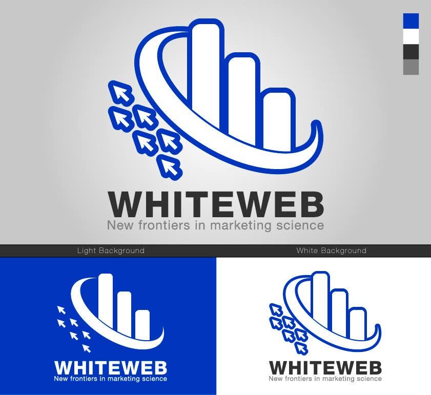 Bài tham dự cuộc thi #                                        101                                      cho                                         Design a Logo for Whiteweb