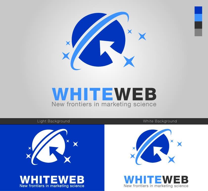 Bài tham dự cuộc thi #                                        152                                      cho                                         Design a Logo for Whiteweb