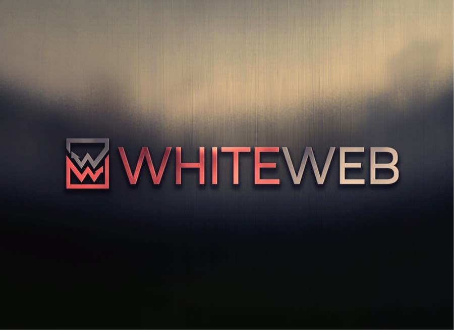 Bài tham dự cuộc thi #                                        181                                      cho                                         Design a Logo for Whiteweb