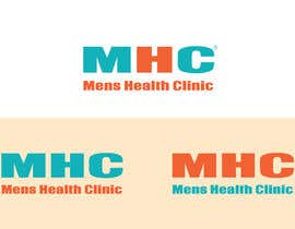 #300 pentru Logo Design for Mens Health Clinic de către patil1987