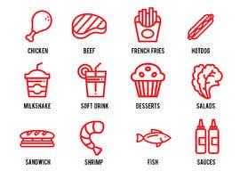 #25 cho Design some Icons bởi ArbazAnsari