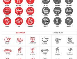 #73 cho Design some Icons bởi oeswahyuwahyuoes