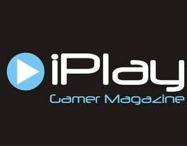 #16 for Logo Design for iPlay Gamer Magazine af santarellid