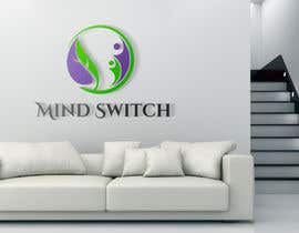 "#238 for Design a Logo for a Yoga/meditation centre named ""Mind Switch"" by RashidaParvin01"
