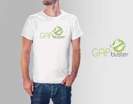 #121 pёr GAP BUSTER Logo T-shirt design nga marfydesign