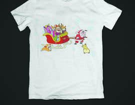 stefanbindar tarafından Design cartoon/animated characters for a shirt için no 22