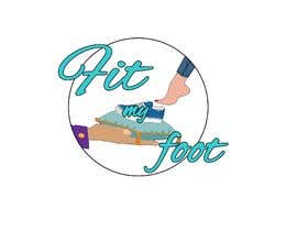 Nro 14 kilpailuun Logo design for online sneakers shop - Fit my foot käyttäjältä markjonson57