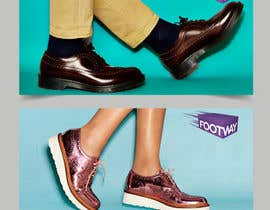 #24 untuk Find and produce shoe images for Facebook and Google Ads oleh IrynaSokolovska