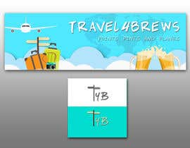#90 for Design a header/banner and site icon for my travel blog by PixelPalace