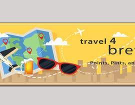 Nro 28 kilpailuun Design a header/banner and site icon for my travel blog käyttäjältä nayeem200