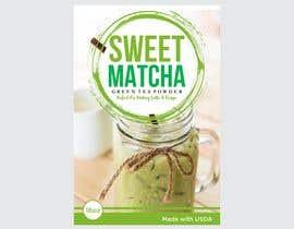 #40 untuk Sweet Matcha Label oleh Yusri94