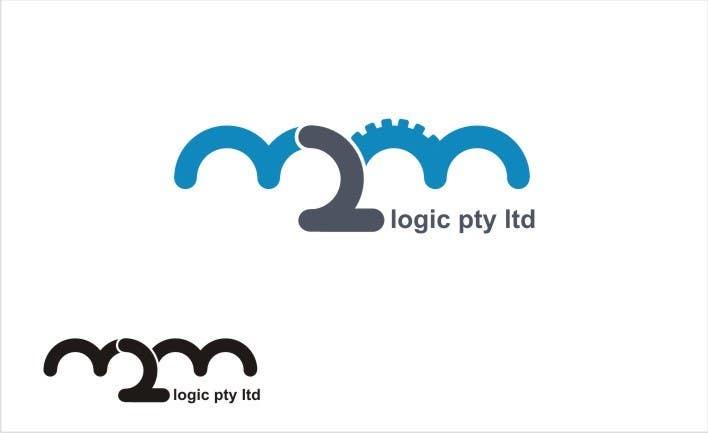 Penyertaan Peraduan #530 untuk Logo Design for M2M Logic Pty Ltd
