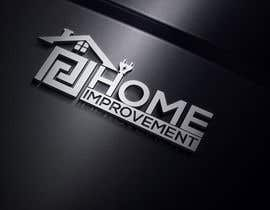 #58 for Logo Design Home Improvement af mdrijbulhasangra