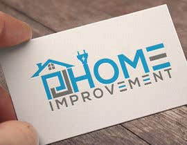 #63 for Logo Design Home Improvement af mdrijbulhasangra