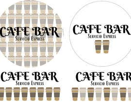 #12 untuk Logo para cafe bar - coworking . Nombre de la marca : Espresso Cafe bar oleh CamilaSic