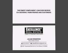 #364 για Design some Business Cards Real Estate από sabbir2018