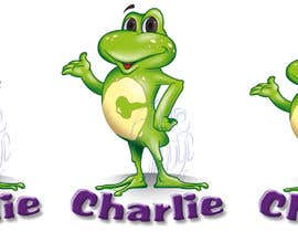 #16 untuk Create cartoon frog character for children's book oleh andreolwage