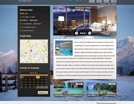 #122 para Website Design for Travel Packages de cnlbuy