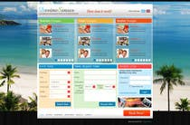 Graphic Design Contest Entry #56 for Website Design for Travel Packages
