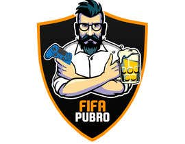"#45 untuk Design a Logo for ""FIFA PUBRO"" - FIFA competition on PlayStation oleh clickswar"