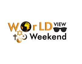 #57 untuk Worldview Weekend oleh niharikapansari
