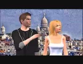 #11 untuk Romantic Dinner Cartoon Video oleh fb58d74d6b42490