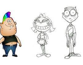 stants tarafından Cartoon Characters için no 40