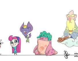 Sebasteink tarafından Cartoon Characters için no 13