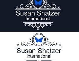 #349 for New Company Logo for Susan Shatzer International by suganyadesigner