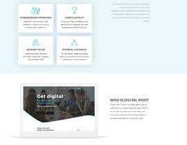 #30 for Redesign for a website - homepage by abirmahmood