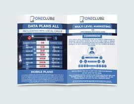Nro 20 kilpailuun Design Flyer - Brochure käyttäjältä nayangazi987