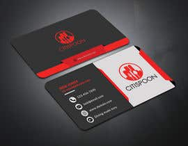 #32 for Design modern business Card, double-sided AND Stationery design by ripunath