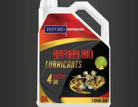 #42 untuk Product Label required for Bio Based Motor oil oleh ssandaruwan84