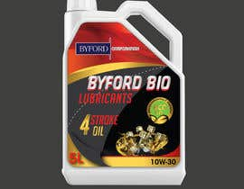 #56 untuk Product Label required for Bio Based Motor oil oleh ssandaruwan84