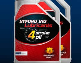 #26 untuk Product Label required for Bio Based Motor oil oleh riasatfoysal