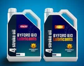 #64 untuk Product Label required for Bio Based Motor oil oleh riasatfoysal