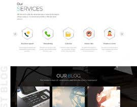 #10 untuk Design website for Call Center company oleh saidesigner87
