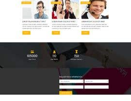 #6 untuk Design website for Call Center company oleh Tariqulit